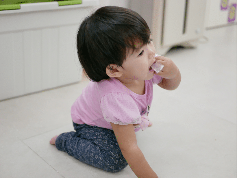 Formation de secourisme pour particuliers - désobstruction enfant