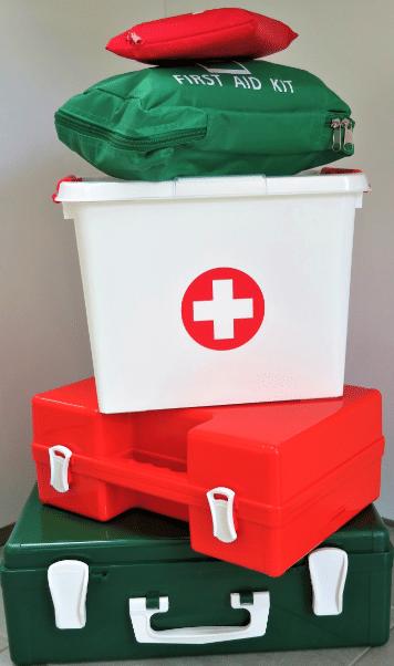 Boîtes de secours - SPF - Formations reconnues