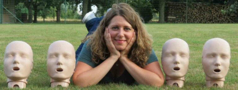 Formation de secourisme en entreprise et pour particuliers - Sauve qui peut - Sophie Lahousse
